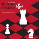TOURNOI D'ÉCHECS.