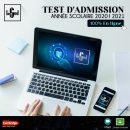 Les Tests D'admission Pour L'année Scolaire 2020/2021.